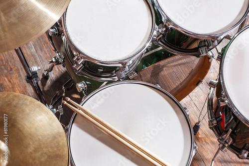 Drumsticks drums - 81980177