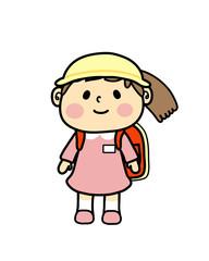 小学一年生 女の子 子供