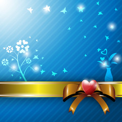 paper cover gift box celebration concept background