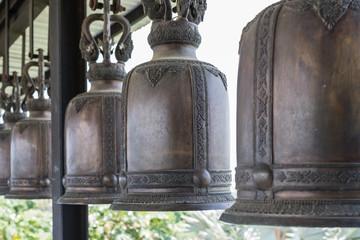 Large black bell
