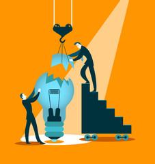 Restoration of idea