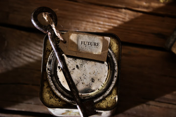 Key to the Future .