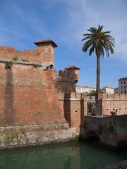 Toscana,Livorno,Fortezza nuova.