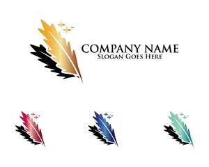 Writer/Quill Logo