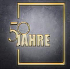 50 Jahre Marmor Typo