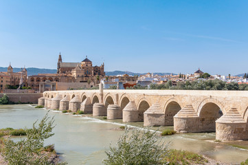 The Great Mosque of Cordoba in Spain
