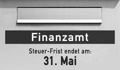 Briefkasten Finanzamt