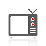 Color Television icon