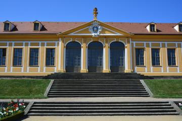 Orangerie im Barockgarten Grosssedlitz