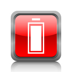 White Battery icon