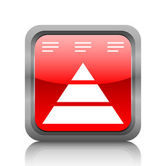 White Pyramid icon