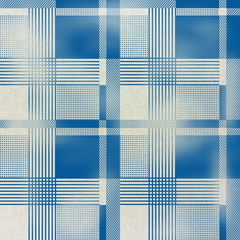 seamless tartan pattern on paper texture