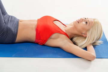 Sit-ups Exercise