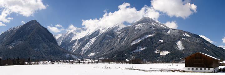 Pinzgau, Österreich
