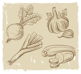 picture of vegetables