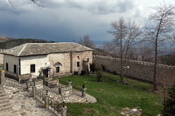 Medieval Kuklen Monastery St. Kosma and St. Damyan, Bulgaria