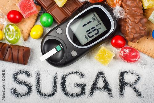 Canvas Snoepjes Sugar