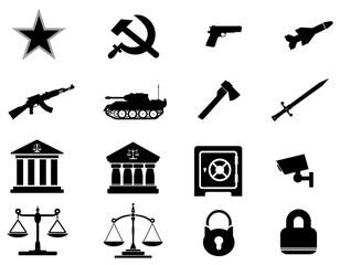 Armes / Sécurité / Justice