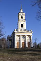 Церковь Ильи Пророка на Пороховых. Санкт-Петербург