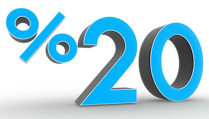 3d blue discount collection - 20 percent