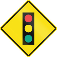 Traffic Lights In Chile