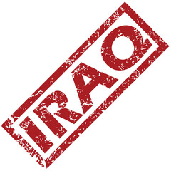 New Iraq rubber stamp