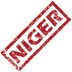 New Niger rubber stamp