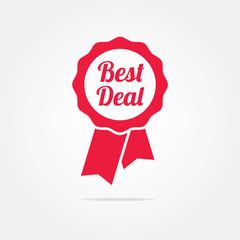 Best Deal Ribbon