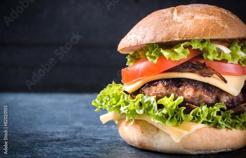 Beef burger - 82020155