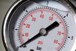 ������, ������: manometer turbo pressure meter gauge in pipes oil plant