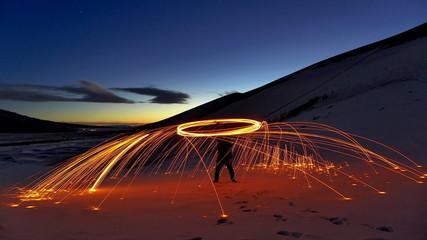 Spinning Light
