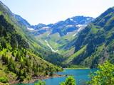 Lac du Lauvitel (Isère, France), juillet 2012