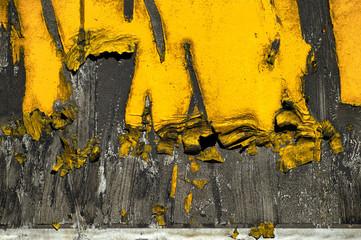 Textur gelb
