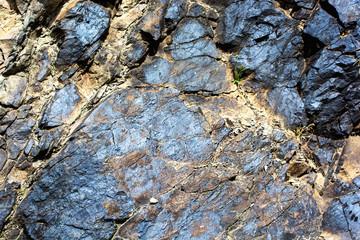 Deposits of ore