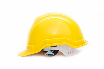 yellow halmet safety for head