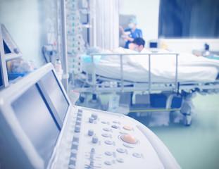 Equipment in the ICU