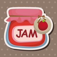 jam theme elements