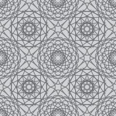 Vintage lace seamless pattern