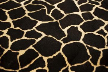 Texture of Giraffe textile.