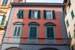 Facciata palazzi signorili, centro storico, Pisa - 82040752