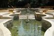 Leinwanddruck Bild - Kings fountain, Priego de Cordoba © Arena Photo UK