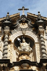 Church sculpture, Priego de Cordoba © Arena Photo UK