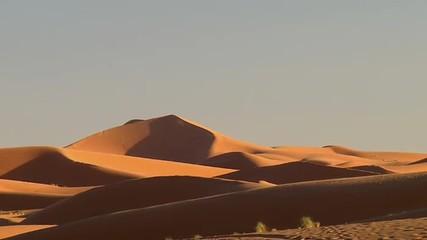 dune del deserto in Marocco