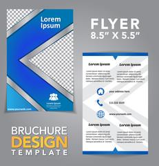 Flyer Brochure Vector Design