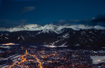 Panorama Zakopane