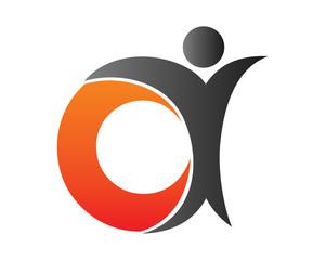 Figure Logo Template