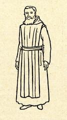 Trappist monk