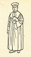 Protestant pastor
