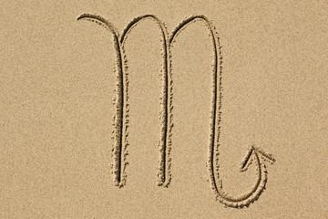 western astrological sign  scorpio