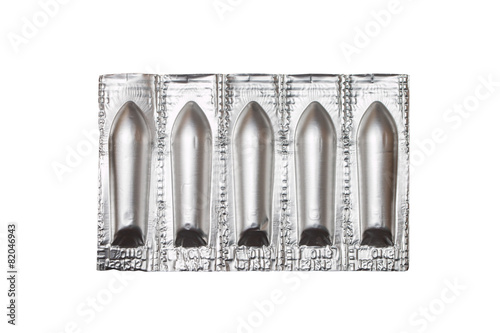 pack of suppositories - 82046943